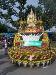 Bananenfest, das wichtigste Event in der Stadt